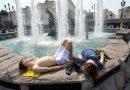 На 10 и 11 августа объявлен оранжевый уровень опасности из-за жары