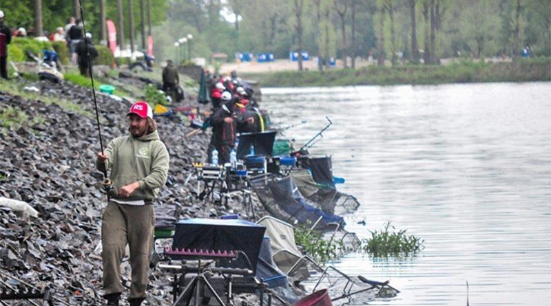 соревнования по рыбной ловле, Зори над Пиной