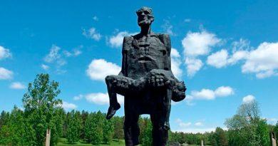 Сегодня исполняется 75 лет со дня трагической гибели жителей Хатыни