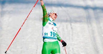 Сборная Беларуси по итогам зимней Паралимпиады-2018 выиграла 12 медалей