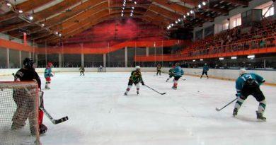 Чемпионат города Пинска по хоккею с шайбой