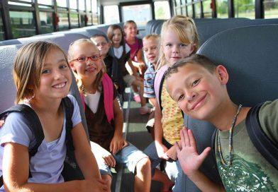 Пинские школьники смогут бесплатно ездить в автобусах