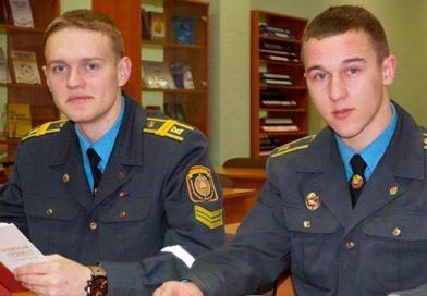 Пинский РОВД осуществляет отбор абитуриентов, желающих стать стать курсантами милицейского вуза