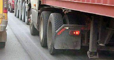 Вводятся сезонные ограничения на дорогах