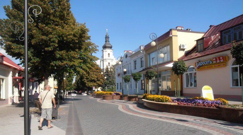 9 мая в Пинске стартует новый творческий проект «ПИНСКАЯ ПЕШЕХОДКА»