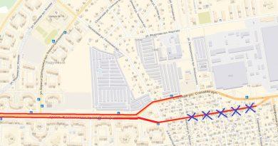 Асфальтирование улицы Новоселов будет выполнено до улицы Майской