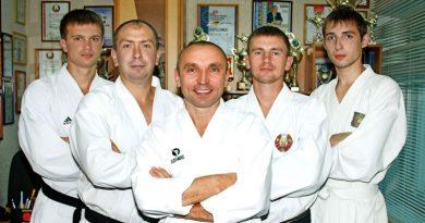 Результаты выступлений команды клуба каратэ-до «Эдельвейс» в Хорватии на международных соревнованиях