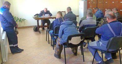 В Пинском районе тракториста лишили прав и оштрафовали на 55 базовых