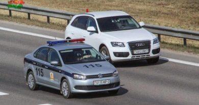 В Беларуси выросли штрафы за превышение скорости. И не только