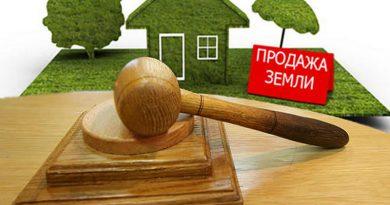 Какие земельные участки в Пинске можно приобрести через аукцион?
