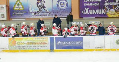 Обновленные «Пинские ястребы» примут участие в Кубке Руслана Салея