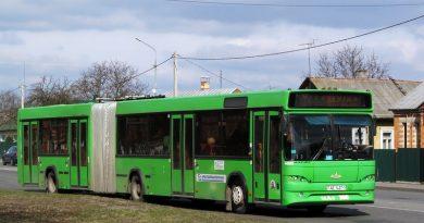 Как будут ходить городские автобусы с 7 по 10 ноября?