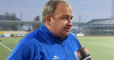 Вадим Беленко — главный тренер «Волны»