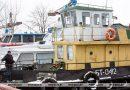 Пинский судостроительный завод обеспечен заказами на первое полугодие — Минтранс