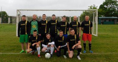 В Пинском районе стартовал очередной Чемпионат по футболу