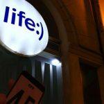 Оператор life:) поднимает цена на услуги связи