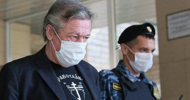 Ефремова приговорили к 8 годам лишения свободы