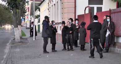 Паломники из Израиля заняли все гостиницы