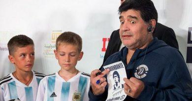 Умер Диего Марадона. В Аргентине объявили трехдневный траур