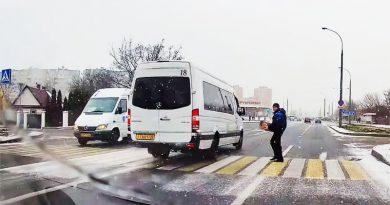 ГАИ усилит надзор вблизи пешеходных переходов